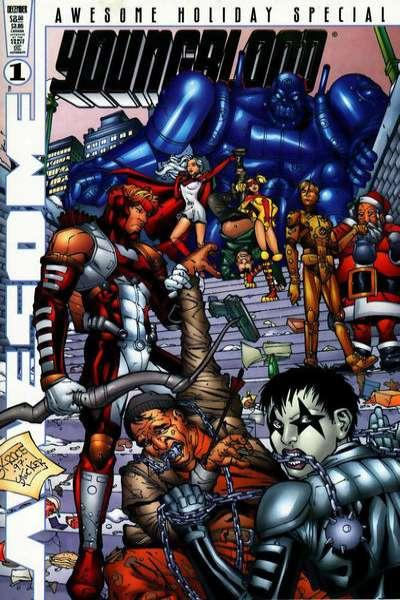 Awesome Holiday Special (1997 series) #1, NM (Stock photo)