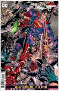 Action Comics #1016 Hitch DCeased Variant Cvr (DC, 2019) NM