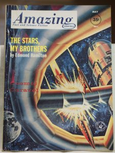 Amazing Stories Fact and Science Fiction May 1962, Volume 36 #5