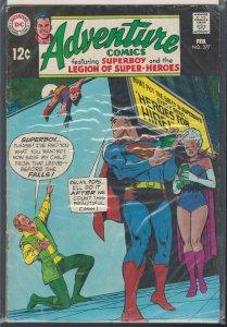 Adventure Comics #377 (DC, 1969)