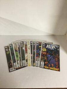 JLA 115-125 Lot Set Run Nm Near Mint DC Comics