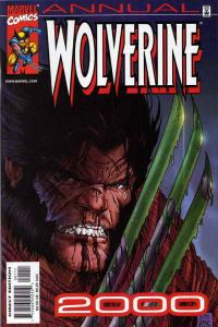 Wolverine Annual #2000 VF/NM; Marvel | save on shipping - details inside