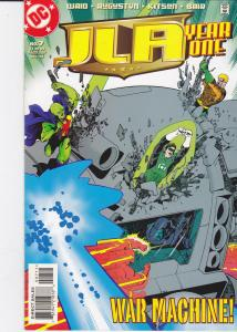 JLA Year One #7