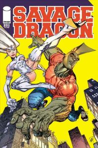 Savage Dragon, The #201 VF/NM; Image | save on shipping - details inside