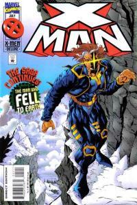 X-Man #5, NM (Stock photo)