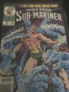 Marvel The Sub Mariner #3 Mint Rare