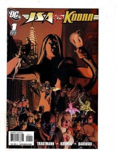 JSA vs. Kobra #1 (2010) OF33