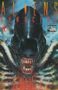 Aliens: Genocide #1 VF/NM; Dark Horse   save on shipping - details inside