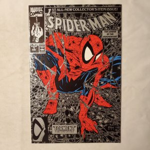 Spider-Man 1 Very Fine Cover by Todd McFarlane