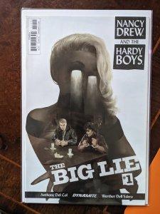 Nancy Drew and the Hardy Boys: The Big Lie #1 (2017)