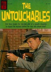 Untouchables (1961 series) #2, VF+ (Stock photo)