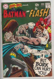 Brave and the Bold, The #81 (Jan-69) VF/NM High-Grade Batman, the Flash