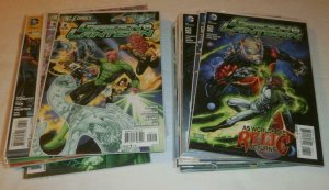Green Lantern V5 (2011) #2,3,5,26,27,29-34,38-52, variants + comics lot of 29