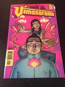Vimanarama # 1 VF/NM 1st Print DC Vertigo Comic Book Grant Morrison Series BN12