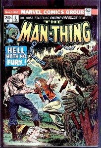 Man-Thing #2 (1974)