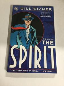 The Best Of The Spirit Nm Near Mint DC Comics sc