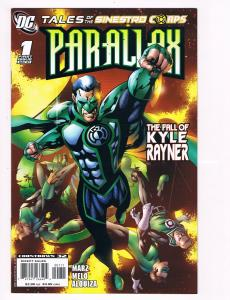 Parallax # 1 The Fall Of Kyle Rayner DC Comic Book Hi-Res Scan Awesome Issue S10