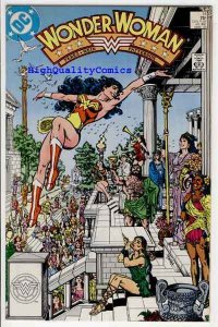 WONDER WOMAN #14, VF, Perez, Gods, Heracles, Amazon, 1987, more WW in store