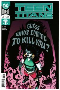 Teen Titans #31 Main Cvr (DC, 2019) NM