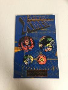 X-Men Visionaries Tpb Vf Very Fine Marvel Comics Adam And Andy Kubert