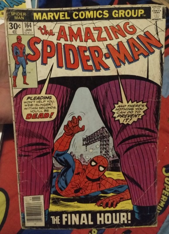 The Amazing Spider-Man  #164