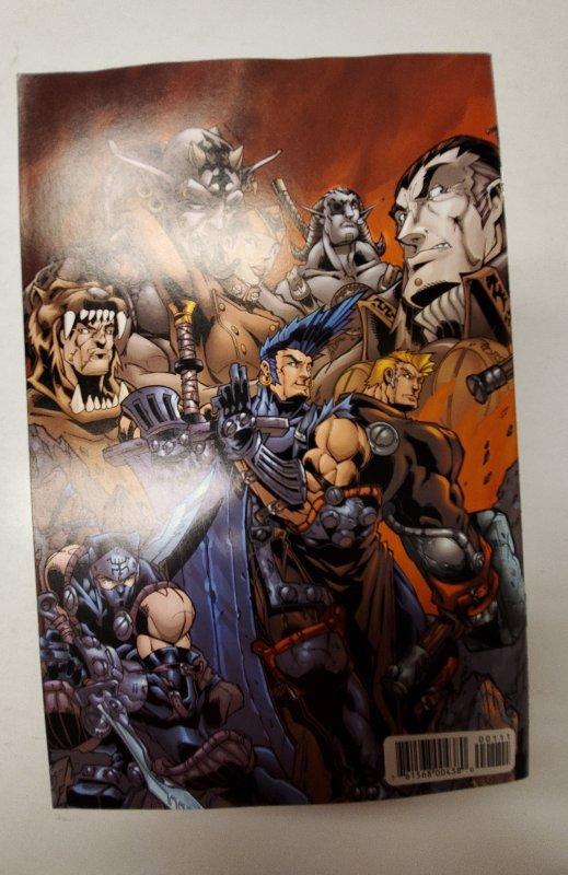 Outlaw 7 #1 (2001) NM Dark Horse Comic Book J667