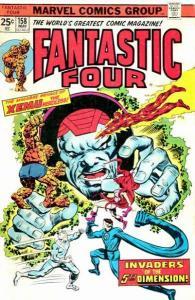 Fantastic Four (1961 series) #158, VG+ (Stock photo)