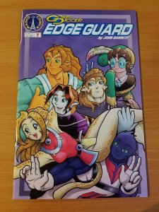 Gold Digger Edge Guard #7 ~ NEAR MINT NM ~ (2001, Radio Comix)