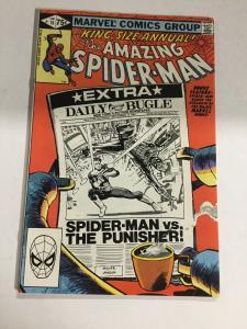 Amazing Spider-Man Annual 15 Vf/Nm Very Fine/Near Mint Marvel Comics