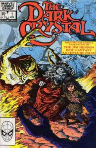Dark Crystal, The #1 VF/NM; Marvel | save on shipping - details inside