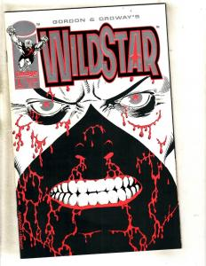 Lot Of 10 Wildstar # 1 IMAGE Comic Books 1st Prints Gordon & Ordway MR2