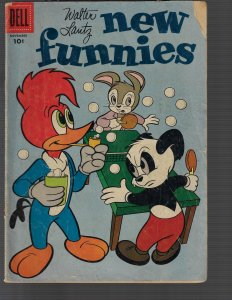 New Funnies #237 (Dell, 1956) G