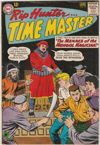 Rip Hunter Time Master #13 (Apr-63) VF High-Grade Rip Hunter, Jeff, Bonnie, C...