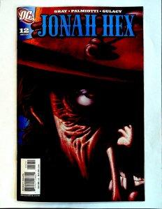 Jonah Hex #12 (2006)