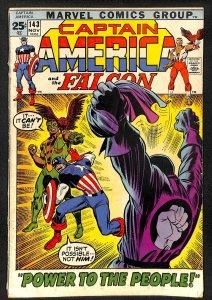 Captain America #143 (1971)
