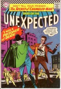 UNEXPECTED (TALES OF) 95 G-VG  July 1966 COMICS BOOK