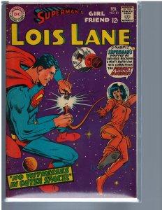 Superman's Girl Friend, Lois Lane #81 (1968) FN+