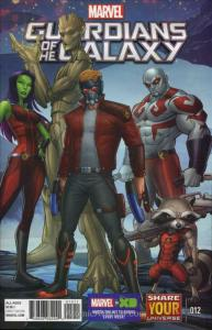 Marvel Universe Guardians of the Galaxy (2nd Series) #12 VF/NM; Marvel | save on