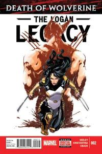 Death of Wolverine: The Logan Legacy #2, NM + (Stock photo)