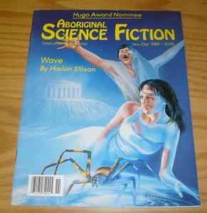 Aboriginal Science Fiction #12 FN; Absolute Entertainment | save on shipping - d