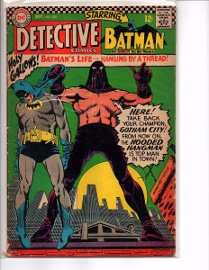 DC Comics (1966) Detective Comics #355 Batman; The Hangman Infantino Art