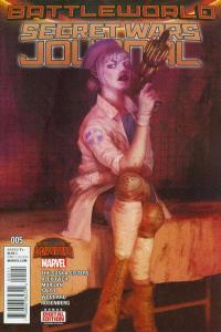 Secret Wars Journal #5, NM (Stock photo)