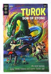 Turok: Son of Stone (1954 series) #62, Fine+ (Actual scan)
