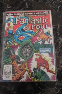 FANTASTIC FOUR #246 (Marvel,1982) Condition FN/VF
