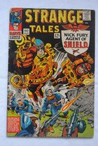 Strange Tales #142