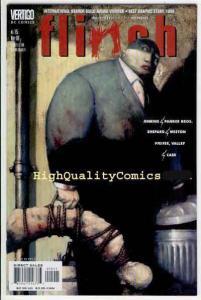 FLINCH #15, NM+, Horror, Pander Brothers, Murder, more Vertigo in store