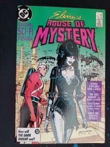 ELVIRA'S HOUSE of MYSTERY #7, VF/NM, Doll Maker, sci-fi, 1986, Sienkiewicz