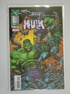 Darkness Hulk #1 8.5 VF+ (2004 Top Cow/Marvel)