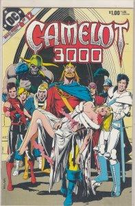 Camelot 3000 #6 (1983)