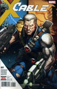 Cable (3rd Series) #1 VF; Marvel | save on shipping - details inside